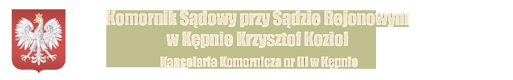 Komornik Kępno